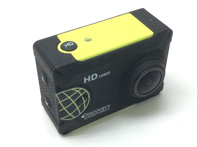 Camara deportiva discovery hd 1080p
