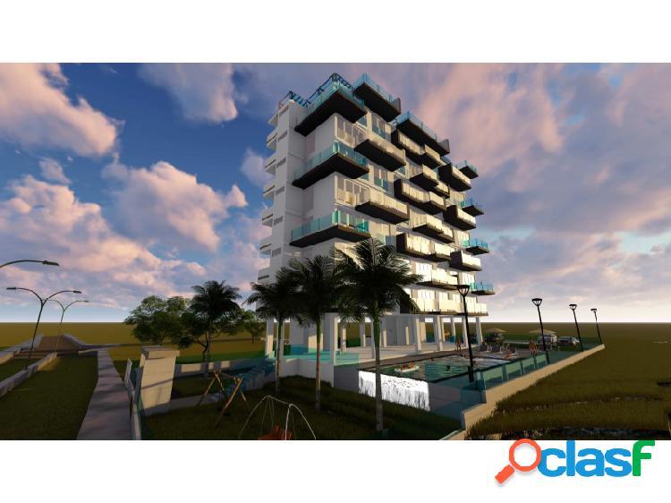 Nueva promoción de apartamentos de 2 dormitorios en construcción.