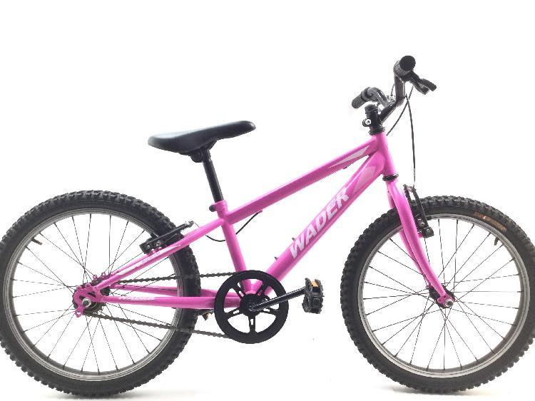 Bicicleta niño walder wader bicicleta niña 20 pulgadas