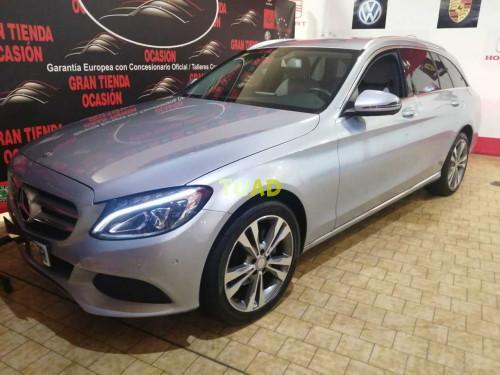 Mercedes clase c clase c 220 estate 170 cv