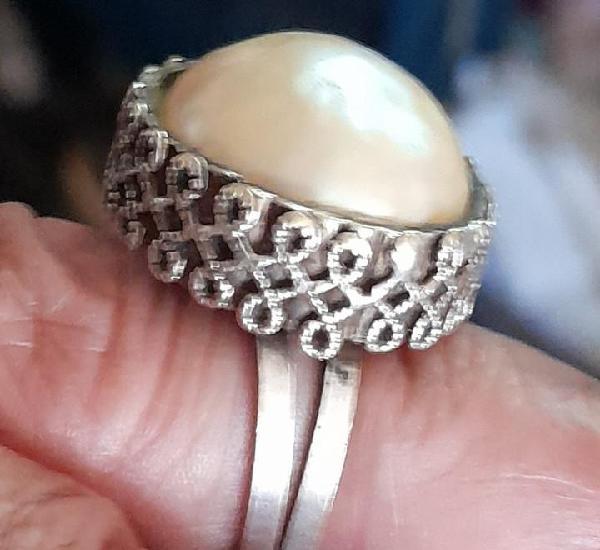 Antiguo anillo segun fotos