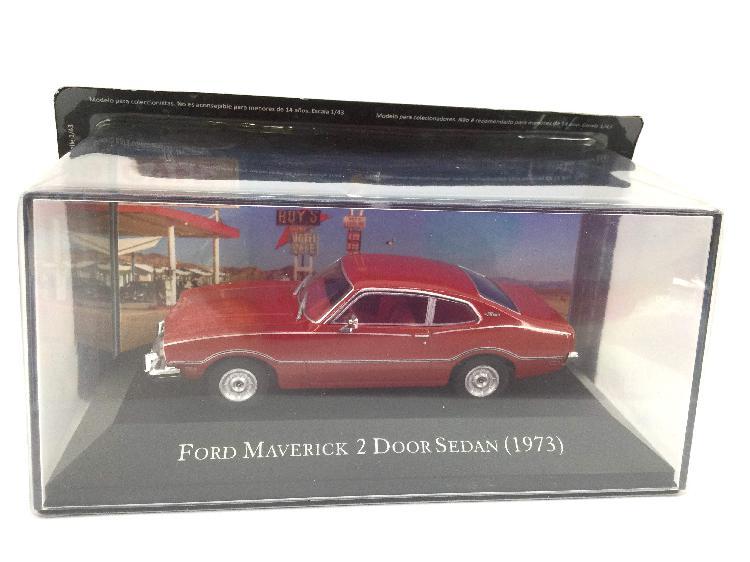 Coche metal amc ford maverick 2 door sedan (1973)