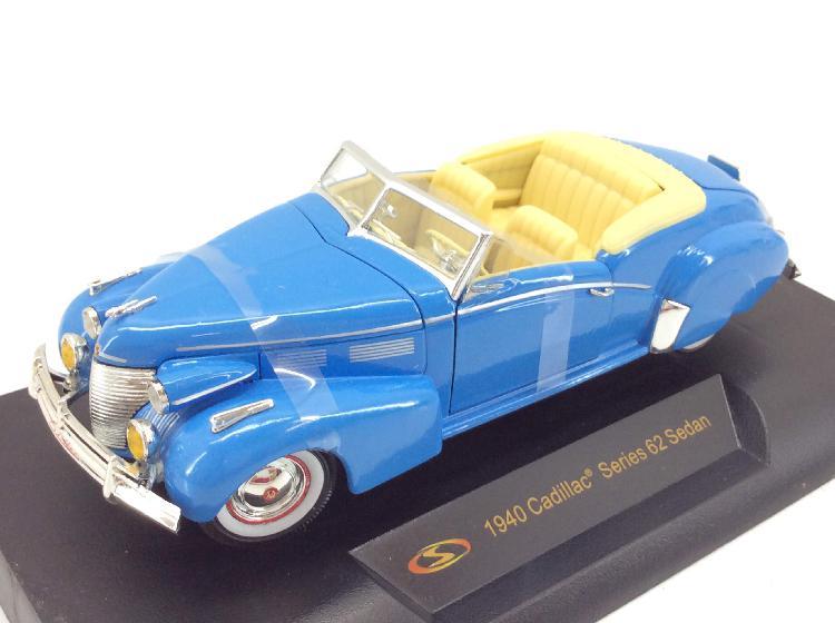 Coche metal sin 1940 cadillac series 62 sedan