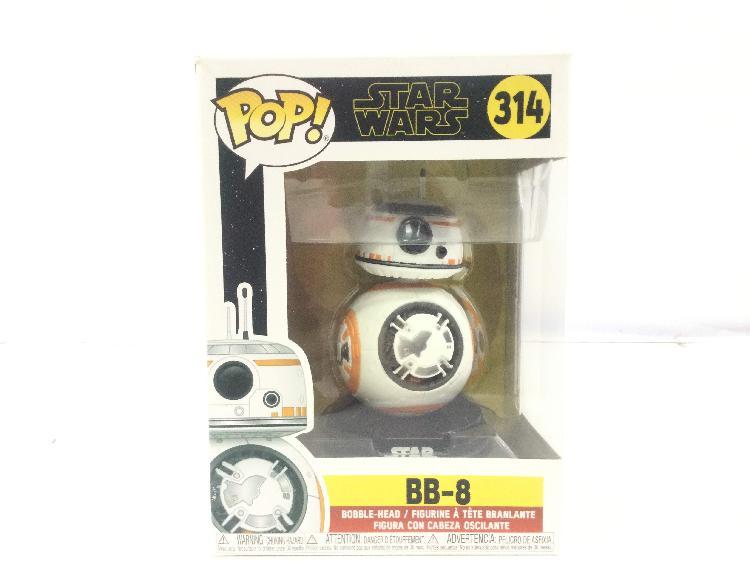 Figura accion funko star wars bb-8