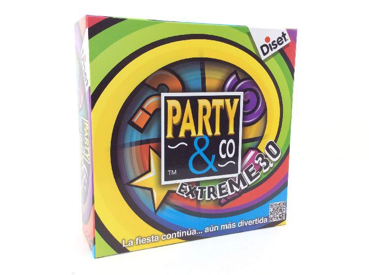 Juegos de mesa diset party & co