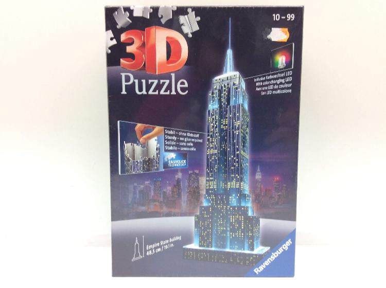 Juegos de mesa ravensburger 3d puzzle