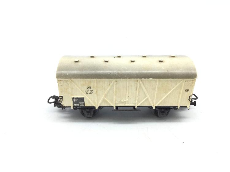 Vagon escala h0 märklin vagon cargo db 327 154 tko 02