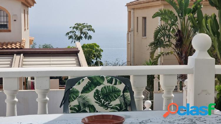 Casa adosada con vistas al mar gran alacant, santa pola