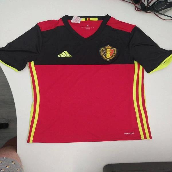 Camiseta oficial de la selección de bélgica