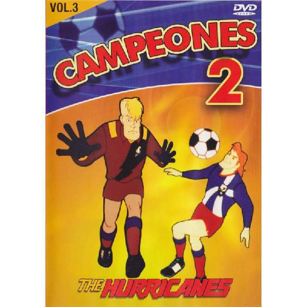 Campeones 2 - the hurricanes vol. 3