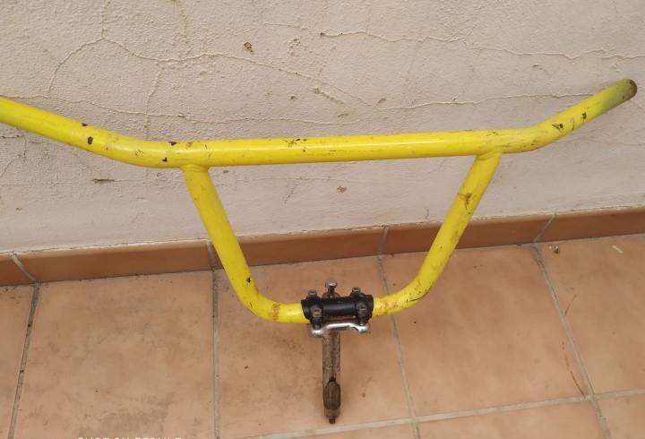 Clasico manillar bicicleta bmx gac akimoto 4 correcto valido