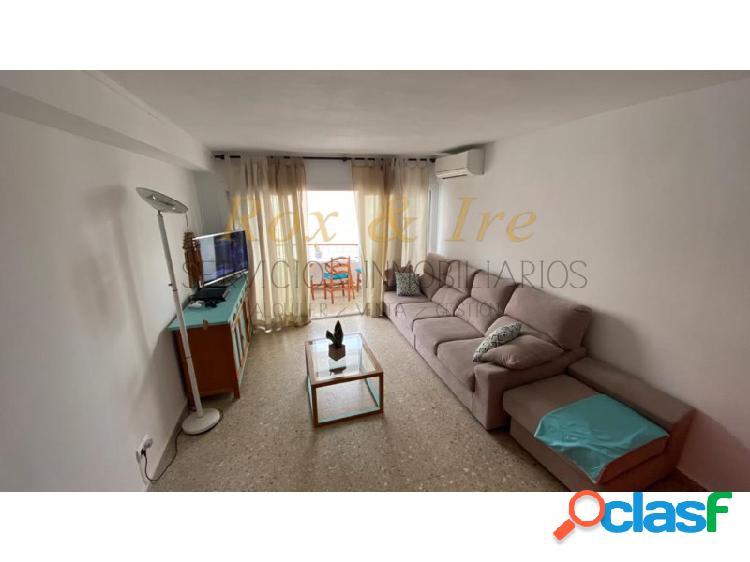 Alquiler anual apartamento 1 habitación vistas al mar. disponible 1 de septiembre