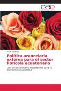 Política arancelaria externa para el sector floricola
