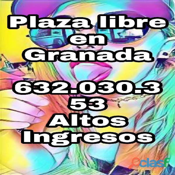 Plaza libre en Granada casa Relaxxx