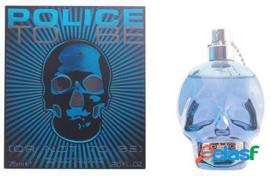Police to be or not to be for man eau de toilette 75 ml