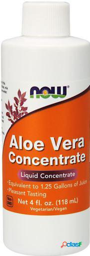 Now foods aloe vera concentrate 118 ml 118 ml