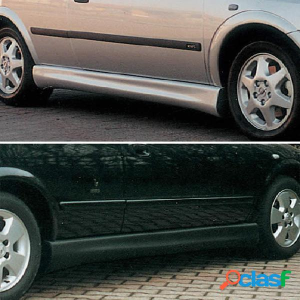 Bajos laterales astra coupe abs