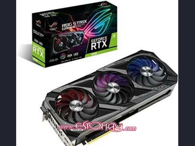 Brand new asus nvidia geforce rtx 3090 24gb