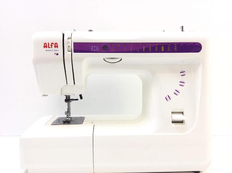 Maquina coser alfa 2204