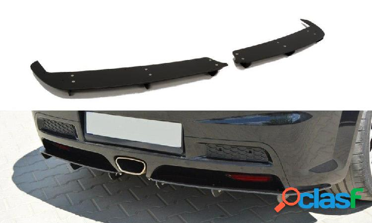 Difusor trasero opel astra h (for opc / vxr) - plastico abs