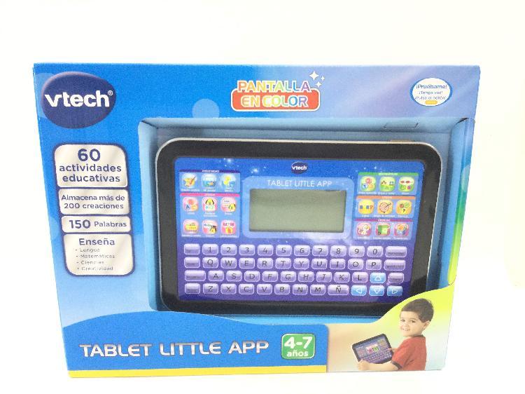 Juego educativo vtech little app