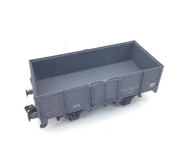 Kit maqueta escala h0 electrotren vagon borde alto renfe
