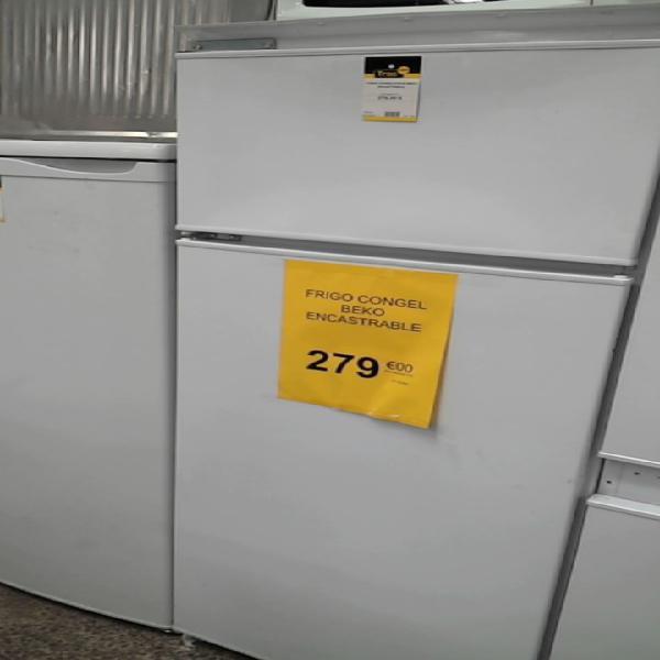 Compre la oportunidad de frigo congelateur beko encastrable