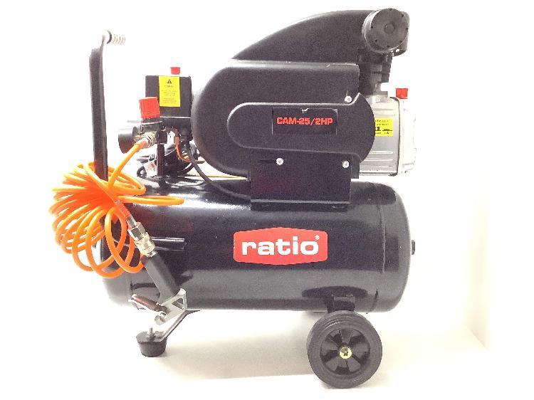 Compresor ratio cam25/2hp