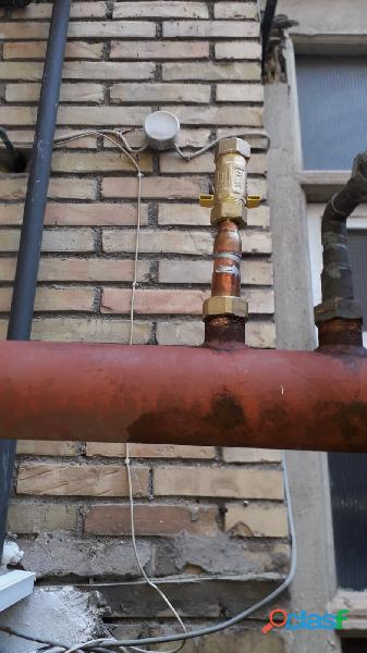 INSTALCION Y REPARACION TUBERIAS GAS   FUGAS
