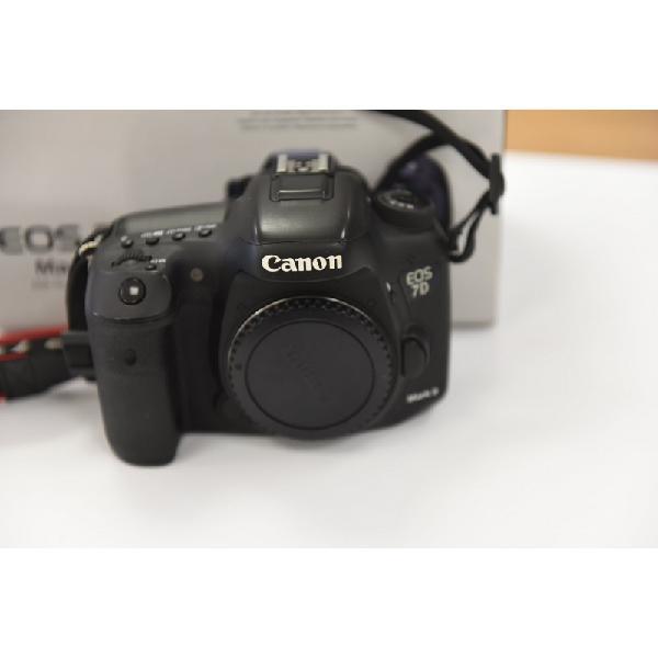 Canon eos 7d mark ii segunda mano