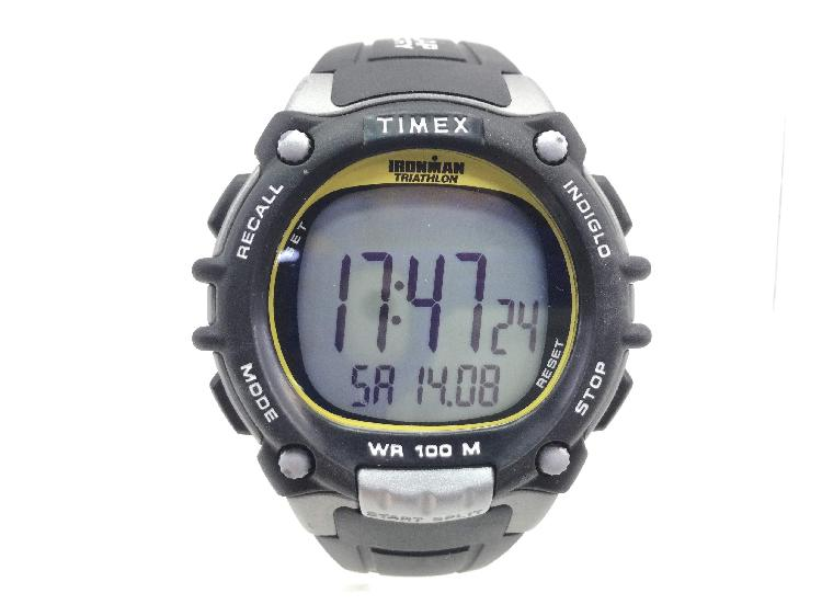 Reloj pulsera caballero timex ironman