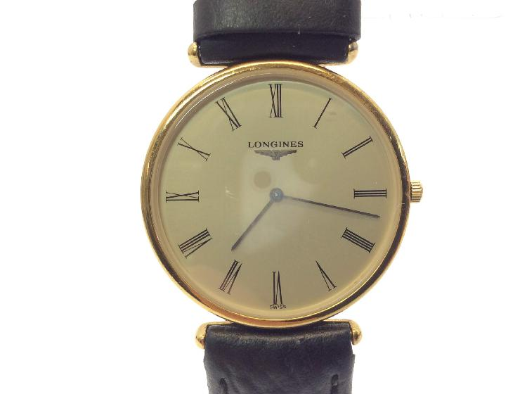 Reloj pulsera premium caballero longines l4.635.2