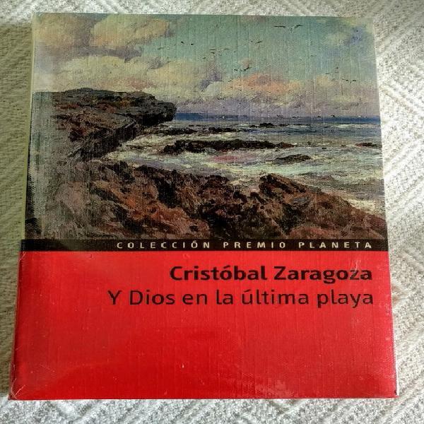 Cristóbal zaragoza - y dios en la última playa