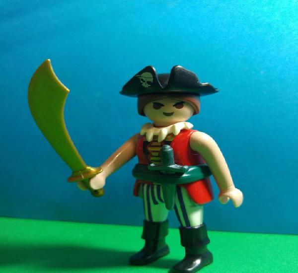 Playmobil serie 16 rosa. sobres sorpresa. ref 70160 pirata