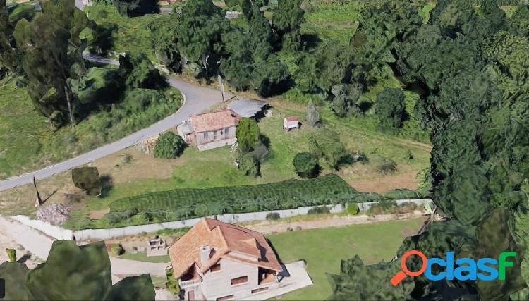 Casa rural con terreno!!!