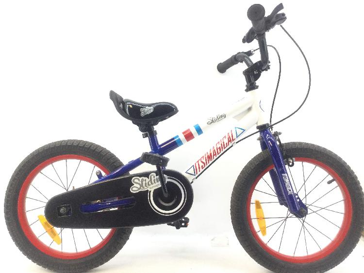 Bicicleta niño imaginarium its magical