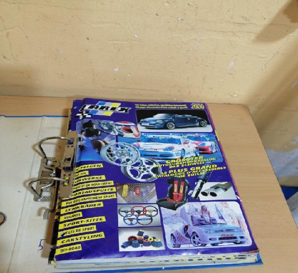 Lote de 5 revistas de coches y accesorios tuning