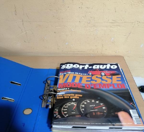 Lote de 7 revistas de coches tuneados y accesorios