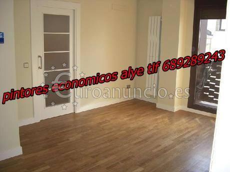 Pintores economicos en alcorcon 689289243 ulimos dtos de ver