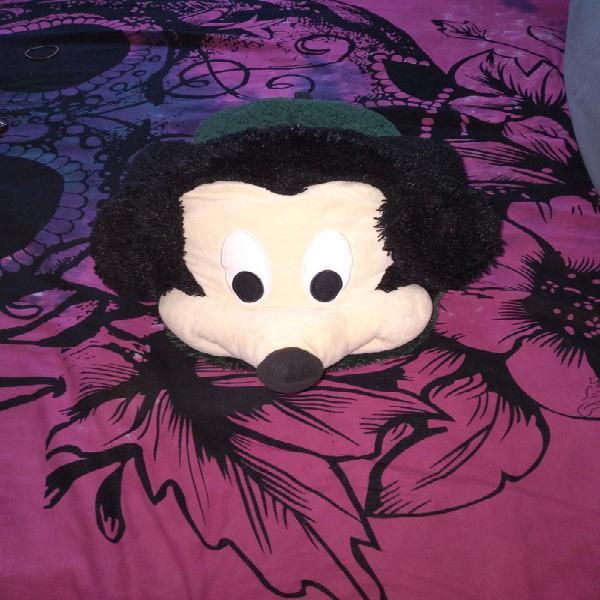Pantufla mickey mouse. disney