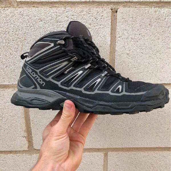 Zapatillas salomon x ultra 3 mid gtx