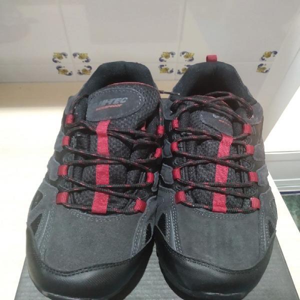 Zapatillas deportivas hombre hi tec