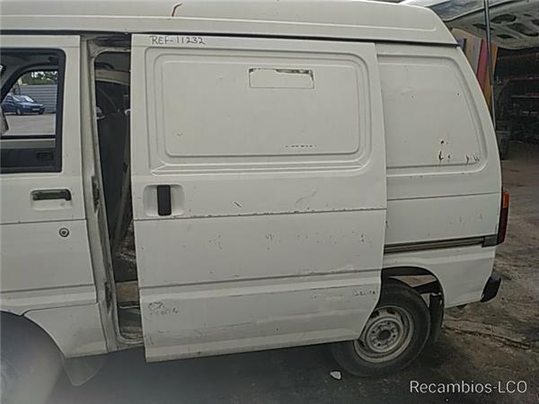 Puerta lateral corredera izquierda piaggio porter furgón