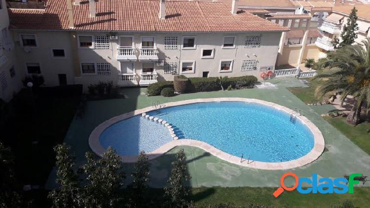 Apartamento en casco antiguo con piscina y garaje!