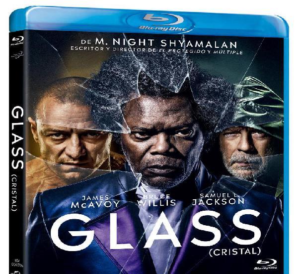 Glass [blu-ray] [blu-ray]