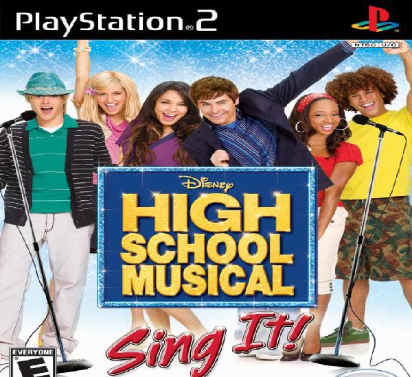 High school musical - ps2