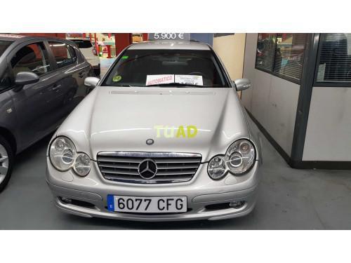 Mercedes clase c clase c c sportcoupe 200 k 120 kw (163 cv)
