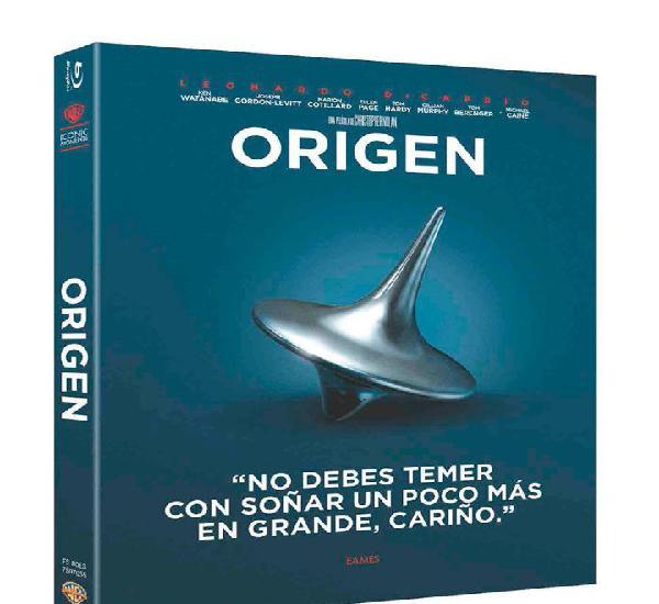 Origen blu-ray- iconic [blu-ray] [blu-ray]