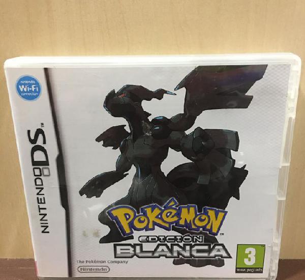 Pokemon edicion negra 2 (2ª mano - bueno)