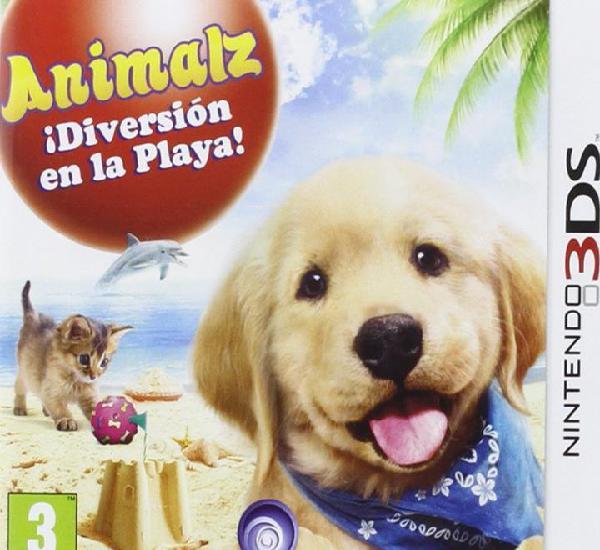Petz beach animalz ¡diversion en la playa! -